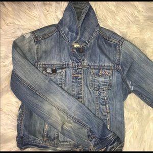 Hollister Jean/Denim Jacket